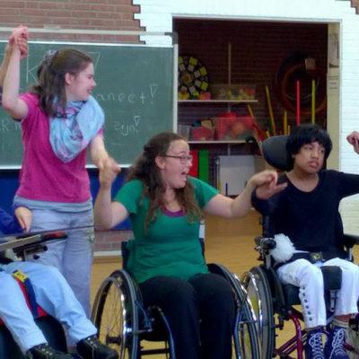 Dansen met beperking